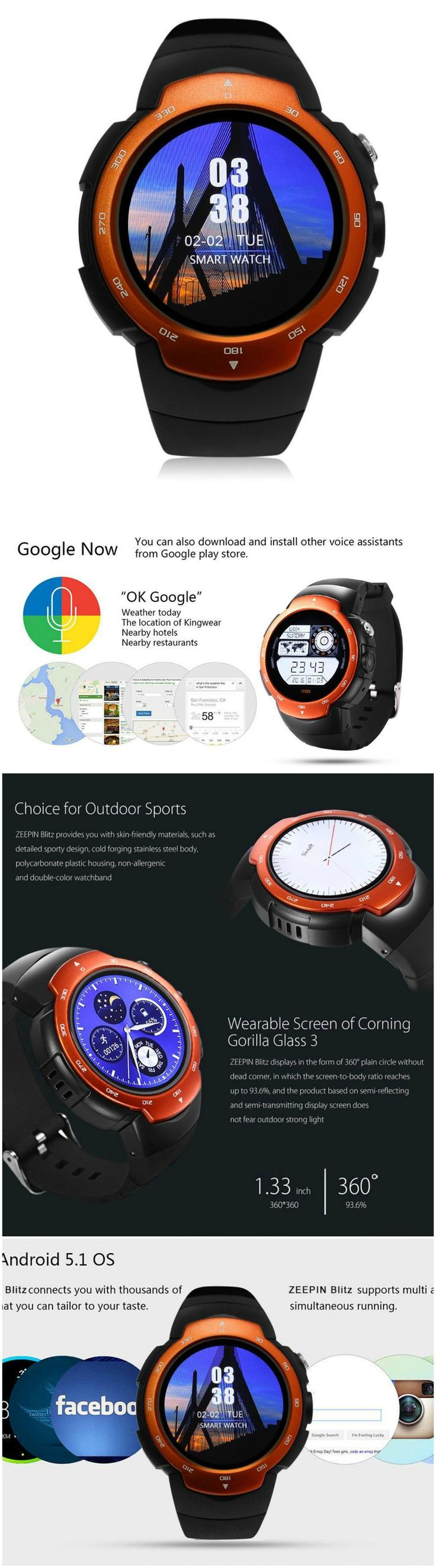 The 25+ best Android watch ideas on Pinterest
