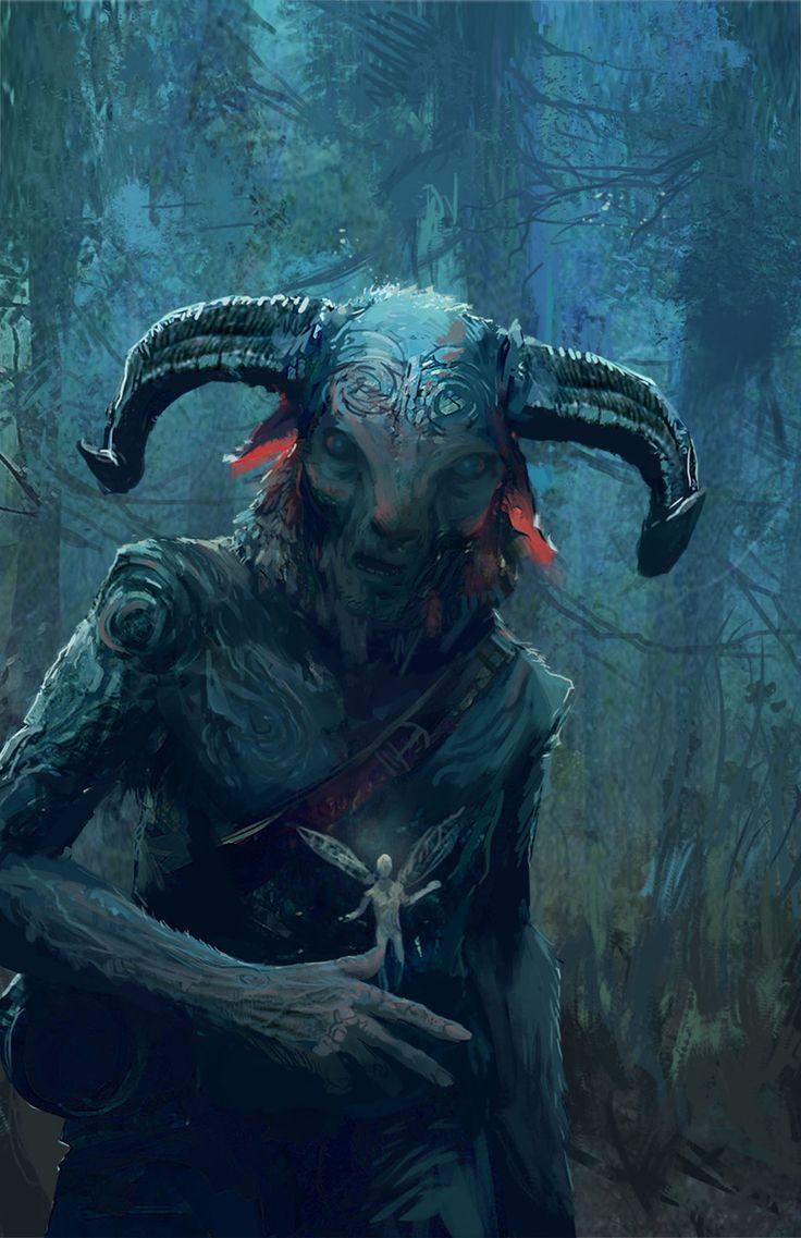Pan's Labyrinth (by beniek)