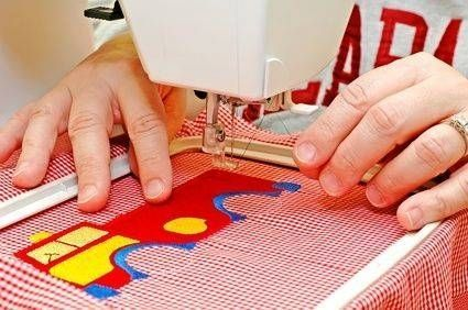 How to Determine Charges for Machine Embroidery