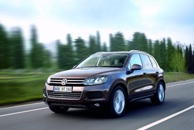 2019 Volkswagen Touareg Reviews, Price, Concept And Release Date
