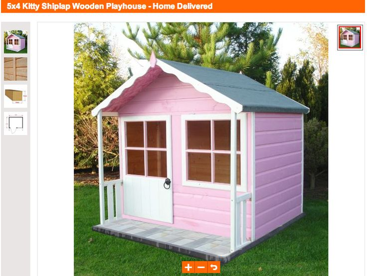 Wendy house wendy houses pinterest wendy house and house for Wooden wendy house ideas