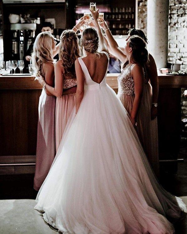 Hochzeit Foto Ideen #Hochzeiten # weddingphotos # …