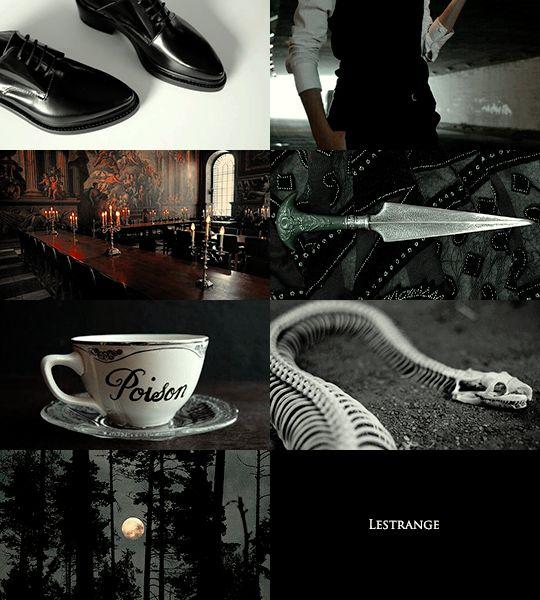 Sacred Twenty-Eight   Lestrange 1/2