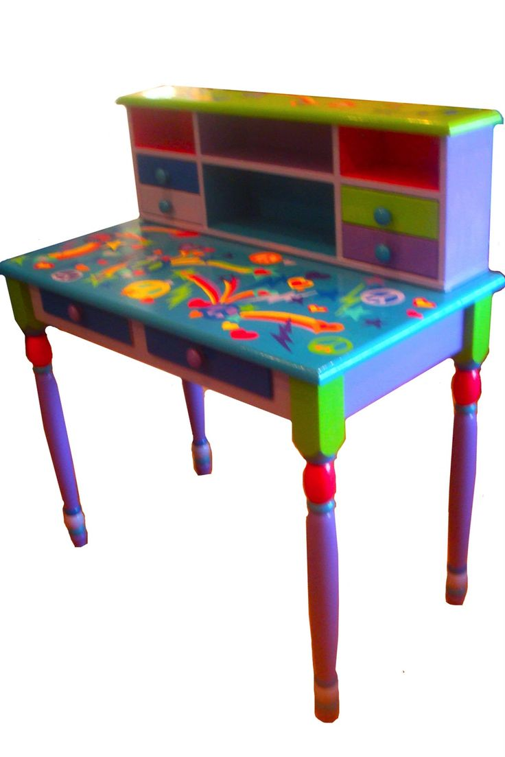 Funky Foyer Furniture : Ideas about whimsical painted furniture on pinterest