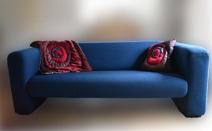 Kleed en kussen van AtelierMD.nl