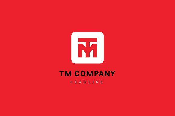 Tm Company Logo Professional Logo Design Logo Design Company Logo