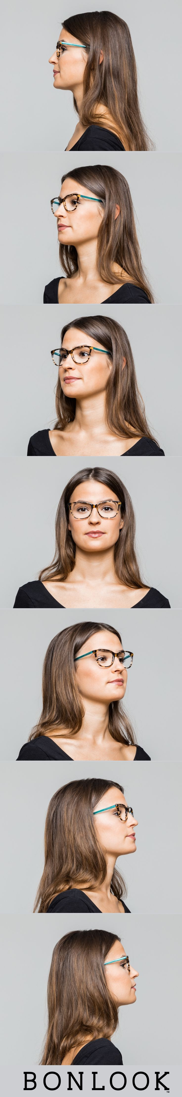 Flair Teal tort - Flair is the perfect eyewear for the one's that have a natural instinct for fashion. Versatile and trendy, these frames will fit every face shape with elegance.
