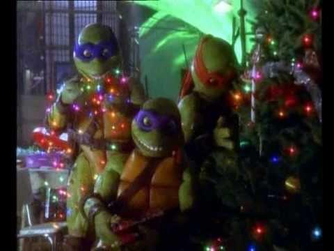 TMNT happy christmas !!!