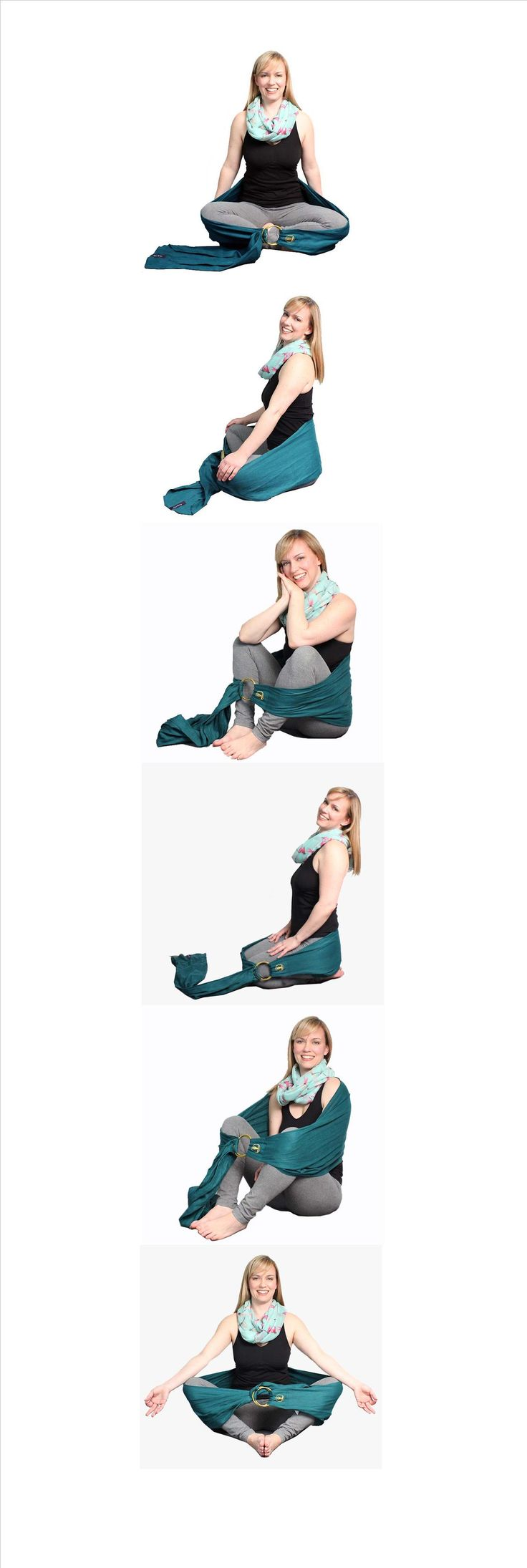 :::: :: ::: Sit in Comfort ::: :: ::::   Sit much? Most of us do, so why not sit comfortably? The Lotus Wrap provides lumbar and sacral support to the spine when sitting on the floor or in a chair. Bring the Lotus Wrap to the office, the beach, workshops, vacations and more. Weighing only 0.5lbs it travels easily across the street and around the world.