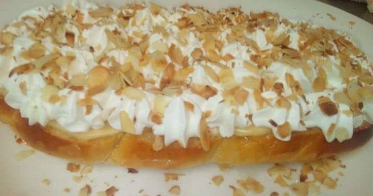 Εξαιρετική συνταγή για Εκμέκ με τσουρέκι. Το πιο παραδοσιακο και ιδανικό γλυκό για την Κυριακή του Πάσχα.!!!!!