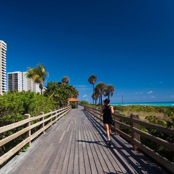 Miami Beach, Florida - Best Beach Boardwalks - Coastal Living