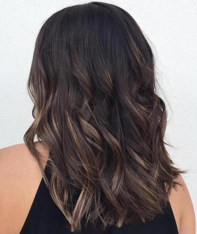 Préférence 66 best meches sur cheveux noir images on Pinterest | Hair colors  NY43