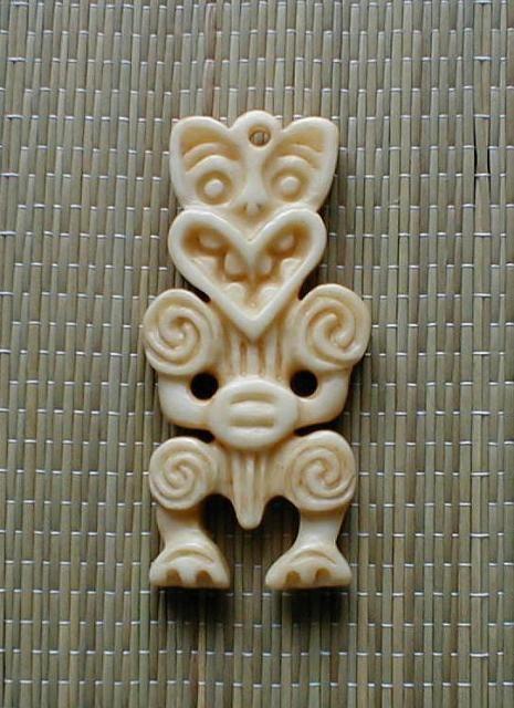 Bone Carving Q+A -- Tiki Central