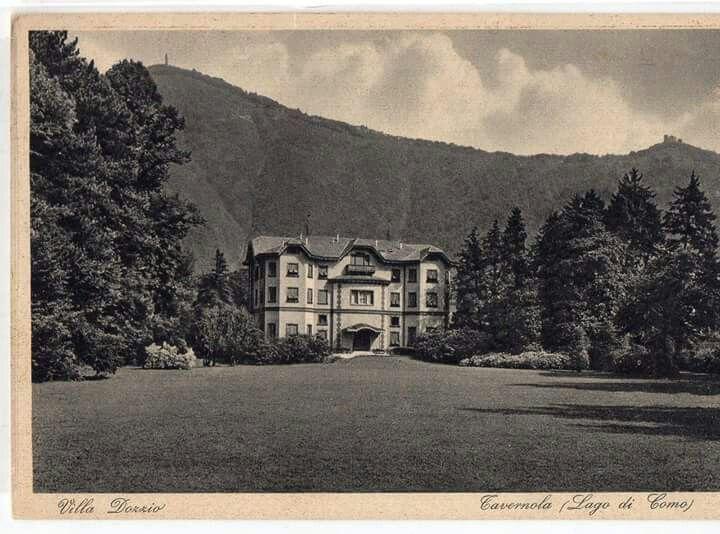 Villa Dozzio #lakecomoville