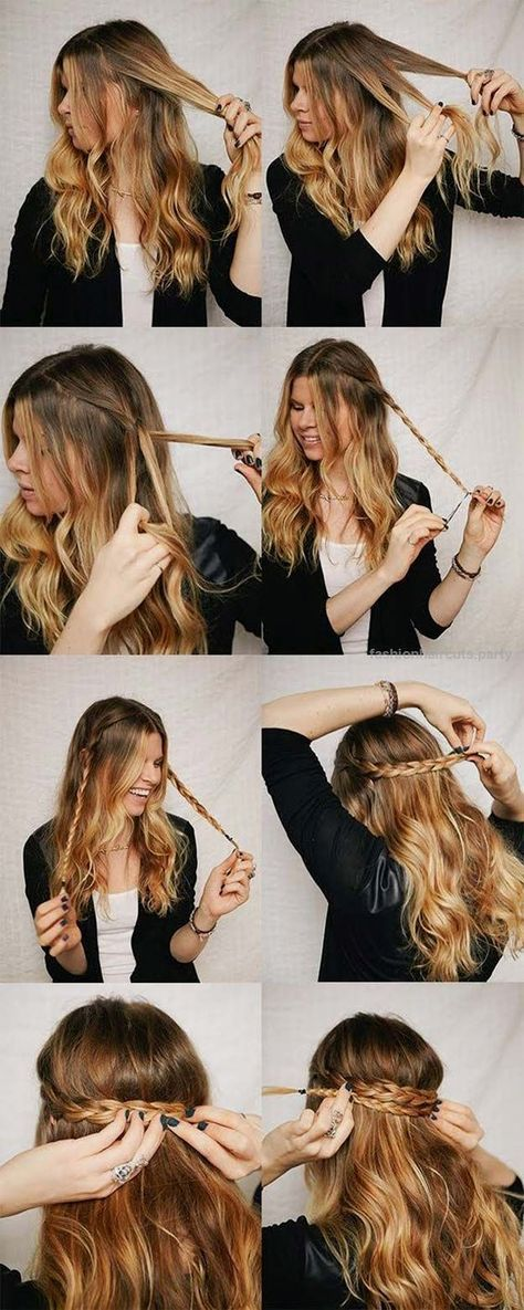 Best Hairstyles for Long Hair – Quick Hairstyle – Step by Step Tutorials for Eas… Best Hairstyles for Long Hair – Quick Hairstyle – Step by Step Tutorials for Easy Curls, Updo, Half Up, Braids and Lazy Girl Looks. Prom Ideas, Sp .. http://www.fashionhaircuts.party/2017/06/06/best-hairstyles-for-long-hair-quick-hairstyle-step-by-step-tutorials-for-eas/ #homecominghairstyles #easyhairstylesupdo