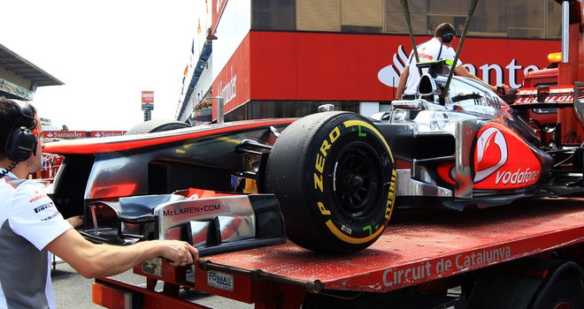 McLaren under media fire. Angry British media stunned by