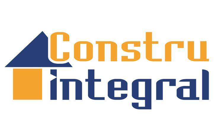 Logotipo para nuestro cliente Constru Integral