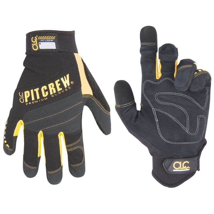 CLC Work Gear 220BM Medium Pit Crew Mechanics Gloves - 2370-7771