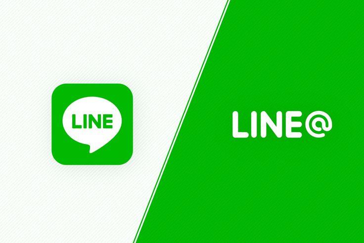 LINE公式アカウントとLINE@の違いを調べてみた