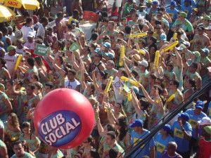 Carnival do Brazil: Rio vc Salvador