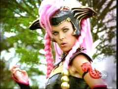 Kapri from power rangers ninja storm