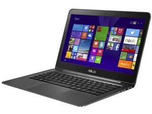 "ASUS Zenbook UX305FA-ASM1 Intel Core M 8 GB Memory 256 GB SSD 13.3"" Ultra-Slim FHD Aluminum Laptop Windows 8.1 64-Bit"