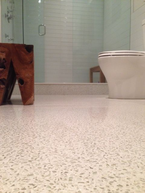 Bathroom Flooring - Trend Q