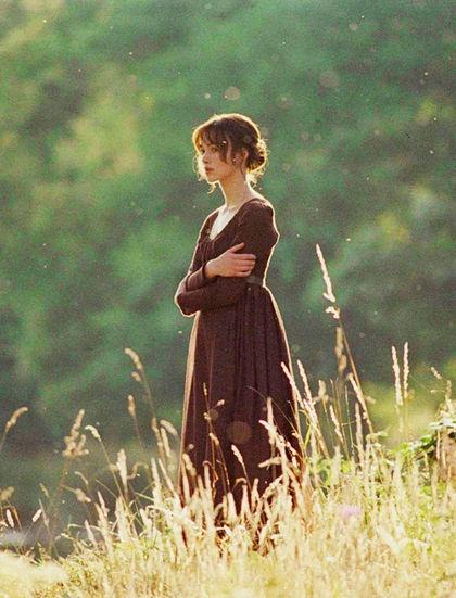 ugh, lizzy. i love you.Film, Keira Knightley, Elizabeth Bennet, Inner Peace, Jane Austen, Pride Prejudiced, Pride And Prejudiced, Fall Dresses