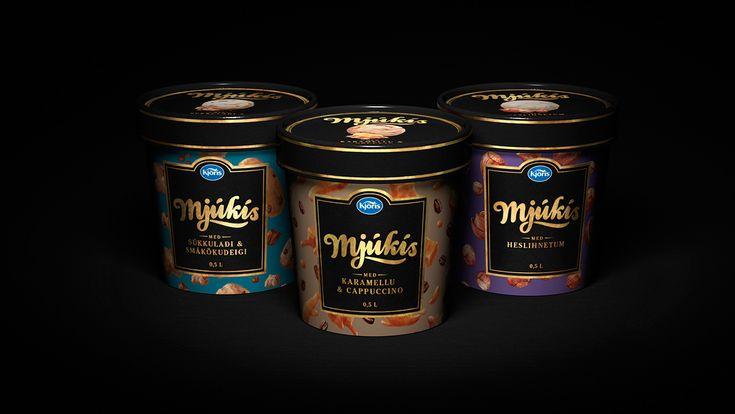 Planet Design » Дизайн упаковки мороженого