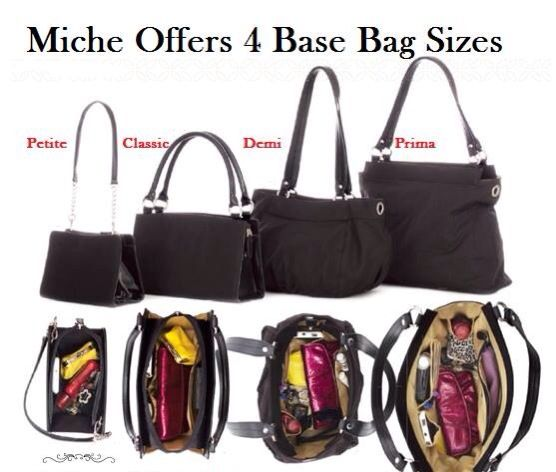 4 different sizes. . Contact me! https://www.janetpeterson.miche.com