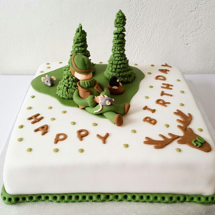 Jägertorte  - Huntsmen cake