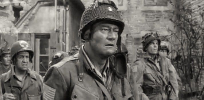 John Wayne in The Longest Day trailer - Tom Tryon - Wikipedia, the free encyclopedia