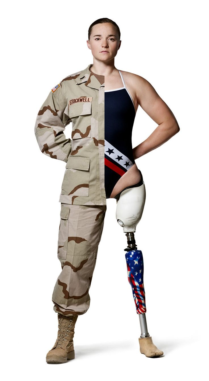 """Melissa Stockwell is a retired US Army First Lieutenant from documentary """"Warrior Champions: From Baghdad to Beijing."""" She was the first female soldier to lose a limb in the Iraq War. She subsequently became the first Iraq veteran chosen for the Paralympics and competed in swimming. She works as a prosthetist and has been on the board of directors of the Wounded Warrior Project since 2005. #prosthesis #mobility #prostheticlimb #athlete"""