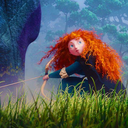 "pixar disney movie ""brave"""