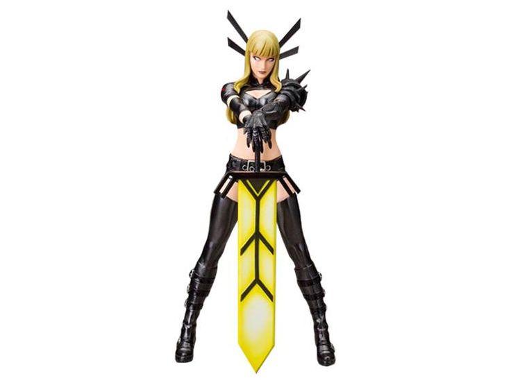 Marvel Now Magik 1/10 Scale ArtFX+ Statue - Marvel Statues, Busts, Prop Replicas Statues