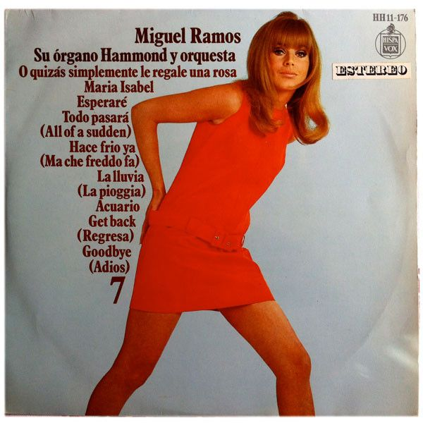 Miguel Ramos - Miguel Ramos, Su Órgano Hammond Y Orquesta / Vol.7 at Discogs