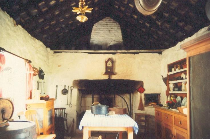 Original Kitchen at Horsley Homestead, Dapto.