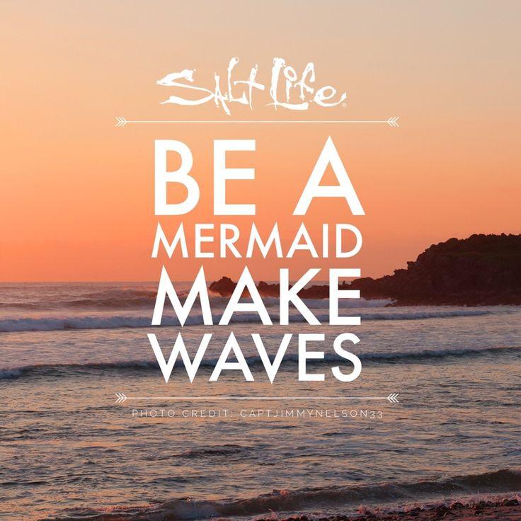 Mermaids for days