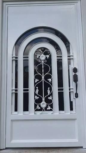 700 best puertas y ventanas images on pinterest for Puertas de entrada principal