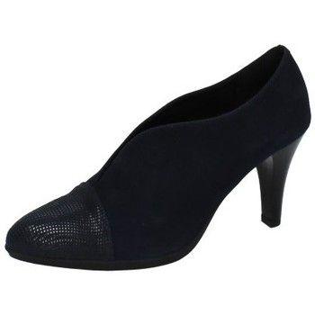 Encuentra las mejores ofertas de zapatos de tacón moda bella zapatos de salón de piel azul marino de la marca . zapatos de a
