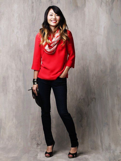 Fashion work style for ladies