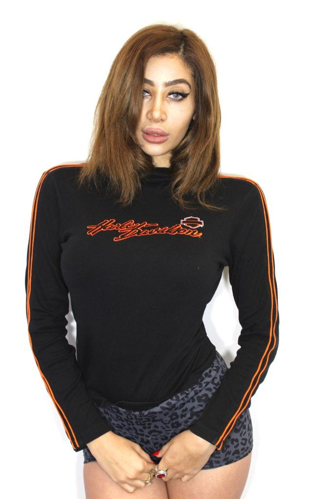 Harley Davidson Womens Shirt Medium