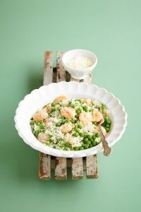 Easy, quick and delicious risotto, ready in under 20 mins!