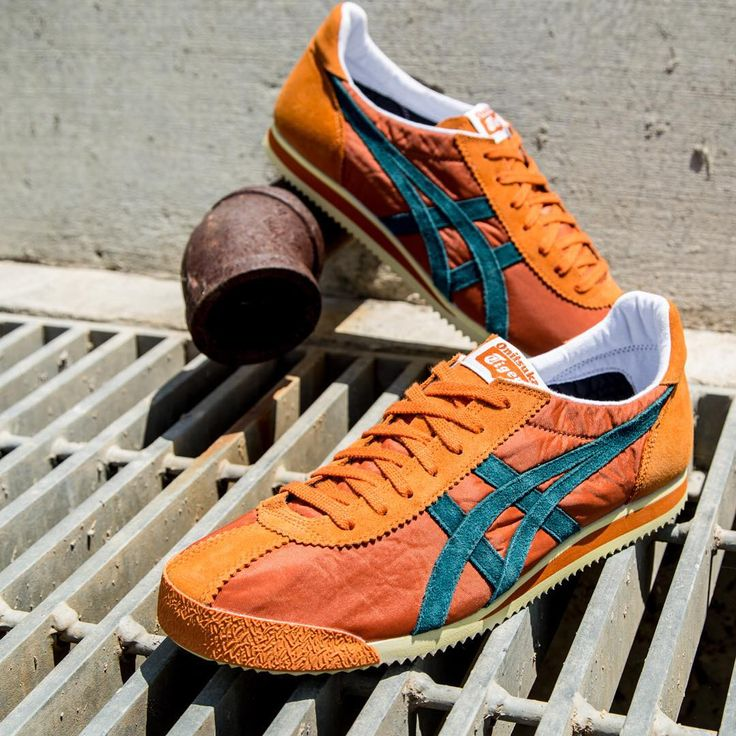 Onitsuka Tiger Corsair Vintage: Hawaiian Sunset