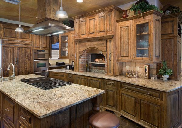 I Would Change The Counter Tops And Cabinets But I Love
