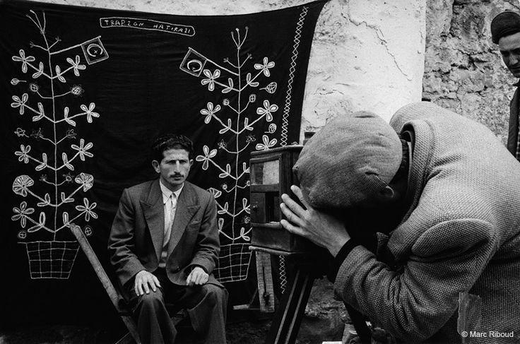 Trabzon Hatırası, #Türkiye F: Marc Riboud, 1955 #istanlook