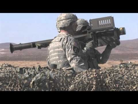 FIM-92 Stinger Surface-to-Air Live Fire Exercise