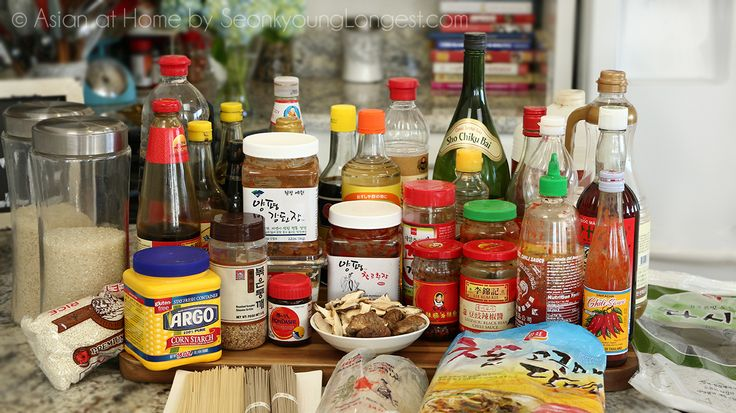 As a beginner, it could be overwhelming at the Asian food section or at the Asian grocery store by too many sauces and items.  Today I'm here to help you to understand each ingredients and introduce those basic Asian ingredients you need to have when you start cooking Asian at Home!  I explained one by...Read More »