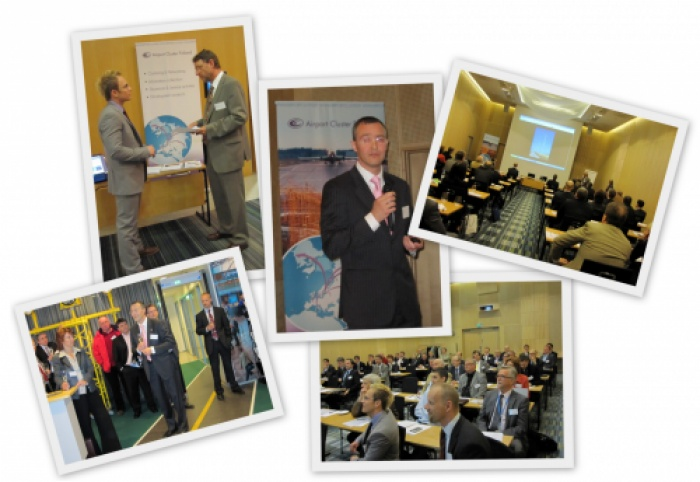 Airport Cluster Finland Annual Seminar & Exhibition 6.6.2012 - Registration now open at www.airportcluster.fi/register
