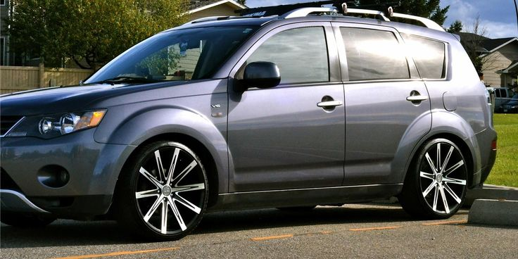 Cool 2007 Mitsubishi Outlander Reliability